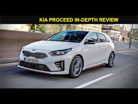 Kia ProCeed Review - Spacious and sporty!
