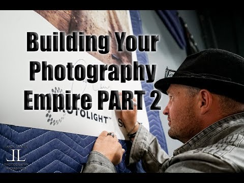 Building Your Photography Empire Part 2- Self Doubt, Self Belief and Putting in the Time to Succeed