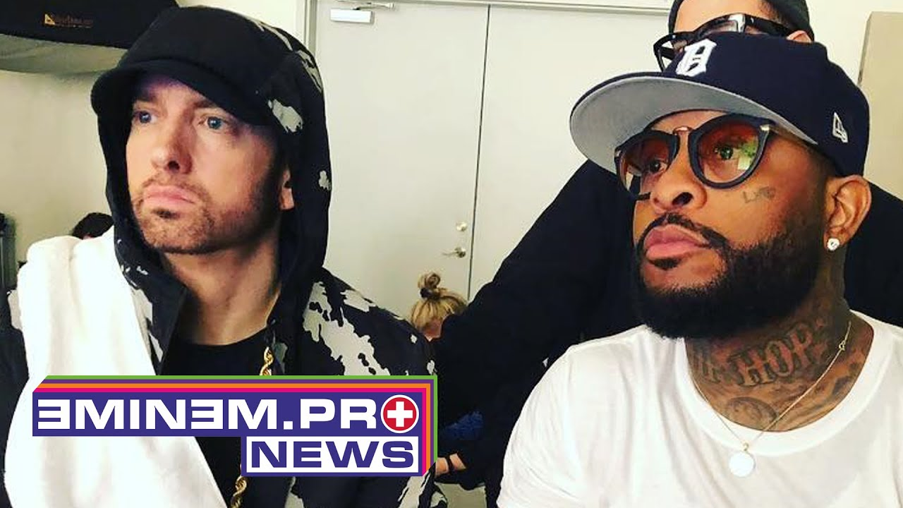"""Eminem, Royce da 5'9"""", His Friends And Colleagues React To """"The Allegory"""" Grammy Nomination"""