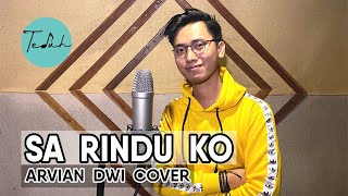 Download SA RINDU KO - Glenn Sebastian (ARVIAN DWI Cover + English Sub)