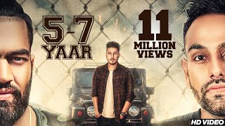 Karan Randhawa | 5 - 7 Yaar  | Happy Raikoti |  New Punjabi Songs 2017 | Latest Punjabi Songs 2017