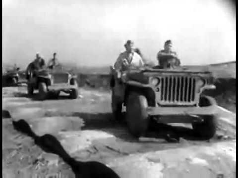 Ya'll gonna make me lose my mind - Jeep Willys edition - Army