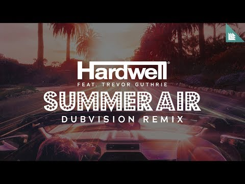 Смотреть клип Hardwell Feat. Trevor Guthrie - Summer Air