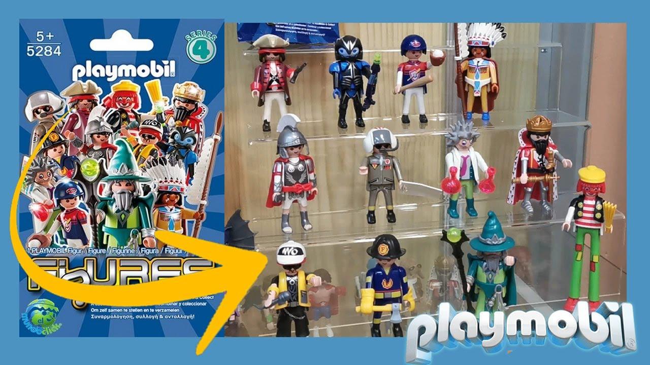 Playmobil Sobres Sorpresa【ARREGLANDO MI COLECCIÓN】Serie 4 Chicos
