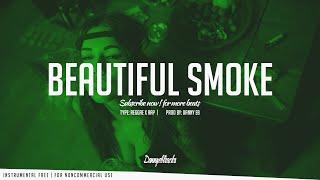 """Beautiful smoke"" - Rap x Reggae Instrumental (Prod : Danny E.B)"