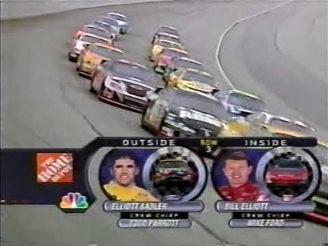 2003 Bass Pro shops MBNA 500 at Atlanta (Full race)