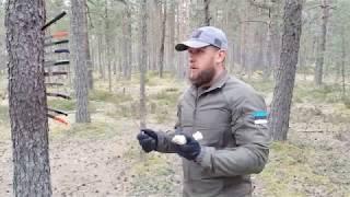 Заруба 2017. Нож ФУЛТАНГ 04 Росоружие. Уличный тест