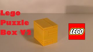 Lego Puzzle Box V2 * Super Mini*