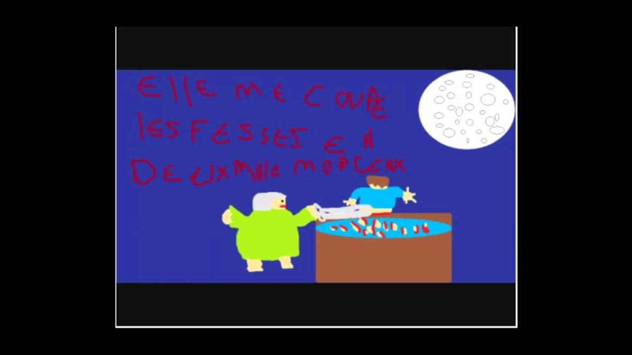 parodie au clair de la lune