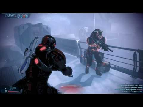 Mass Effect 3 Multiplayer Double The Foes. Firebase White Hazard + Cerberus. ModMaker 3531