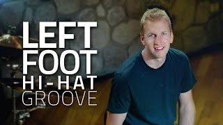 Try This Left Foot Hi-Hat Groove - Drum Lesson
