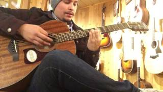 Slightly Stoopid - Wiseman (Acoustic Cover)