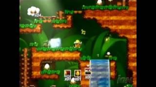 Toki Tori Nintendo Wii Gameplay - First Look