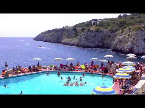 Mareggiata a castro la piscina della grotta zinzulusa doovi - Bagno paradiso marina di carrara ...
