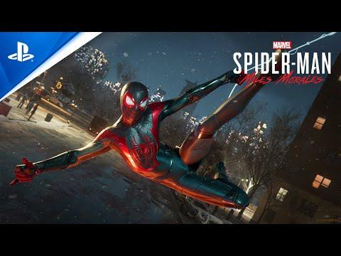 Marvel's Spider-Man: Miles Morales - Tráiler PS5 del Modo Foto | 4K | PlayStation España
