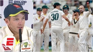 Tim Paine delights in 'superb cricket' from Australia in 1st Ashes Test | 2019 Ashes