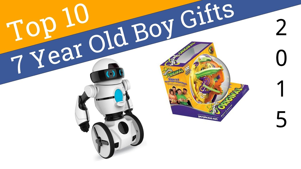 10 Best 7 Year Old Boy Gifts 2015 Youtube
