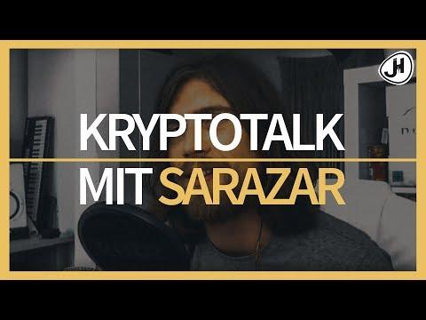 DE: Sarazar & Julian im Kryptotalk live (German)