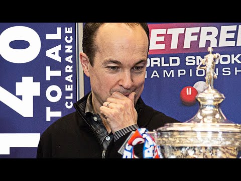 Fergal O'BRIEN 140 Total Clearance | Betfred World Championship Qualifying [R1]