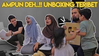 Adam-Hawa Ikut Unboxing  Play Button
