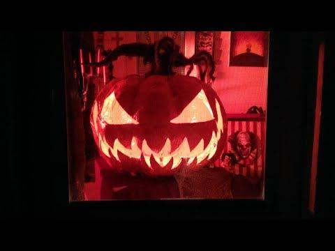 How To Make A Giant Jack O' Lantern Pumpkin
