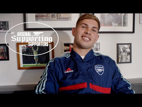 Emile Smith Rowe x JNF Haircutters | Arsenal Supporting Supporters