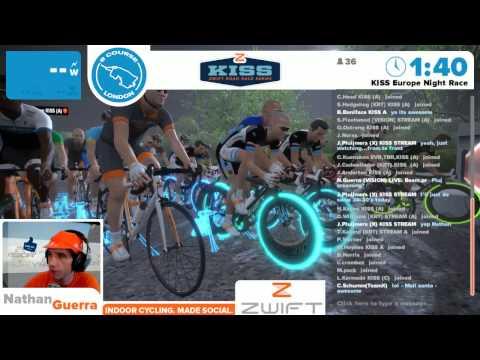 Zwift (Virtual) Racing - It's getting kinda serious