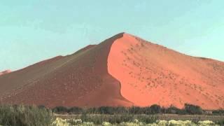 Sossusvlei - Sand dune 45 in Sossusvlei Namibia