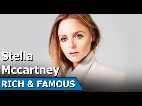 Stella McCartney | Fashion Designer | Rich & Famous | Short Biography