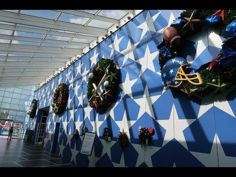 Disneys All Star Resorts Christmas Tour Sports Music Movies 122017