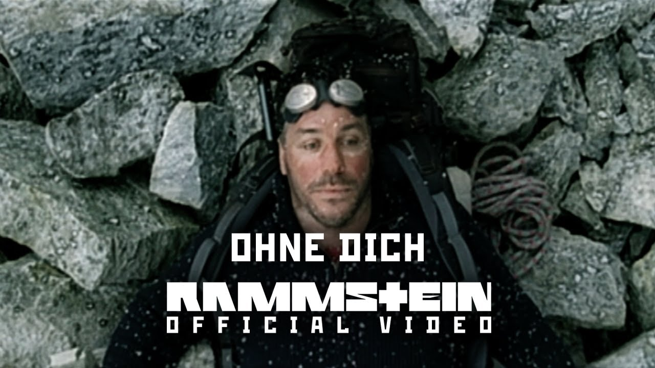 Rammstein  Ohne Dich Official Video