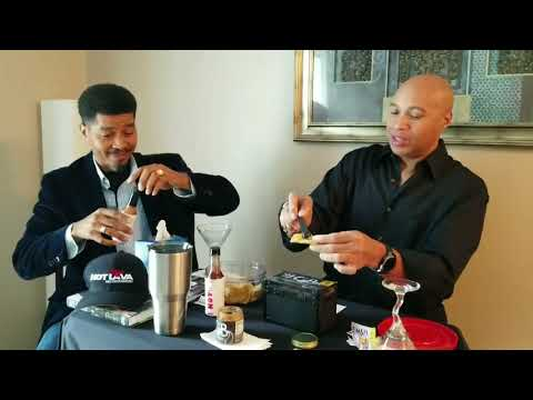 The Hot Seat Challenge feat. New York Times Best-selling author Omar Tyree.