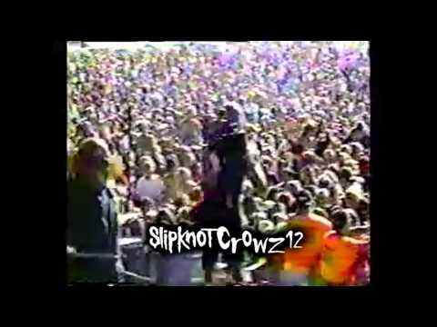 Slipknot  Wait And Bleed   in Ankeny, Iowa 1999