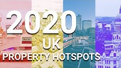 Top UK property hotspots for 2020