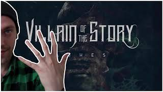 Villain of the Story - Ashes Обзор Альбома