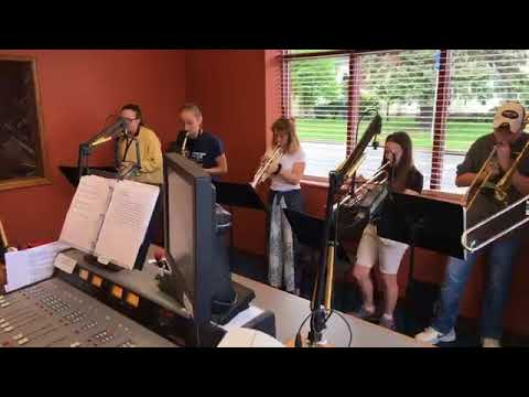 Indiana in the Morning Interview: Indiana Senior High School Students, Pt. 2  (5-17-18)