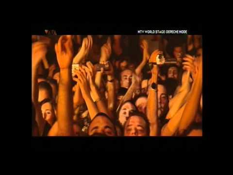 DEPECHE MODE - BEST OF LIVE IN CONCERT 1988 - 2009 (HD) (1080p)