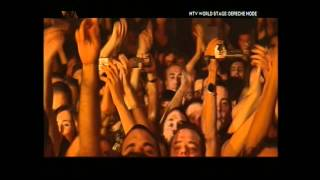 DEPECHE MODE - BEST OF LIVE IN CONCERT 1988 - 2009 (HD) (1080p)