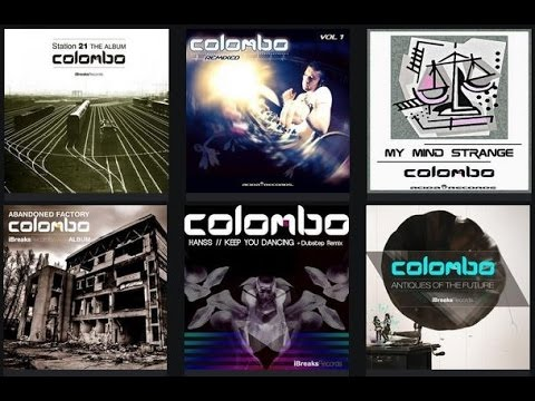 Una hora con breaks de Colombo. Spanish Breaks music mix