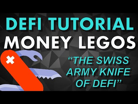 Build your DeFi project SUPER FAST with the Money Legos Library