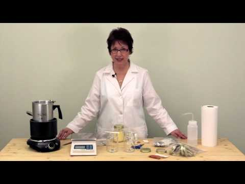Paraffin Container Candles For Beginners