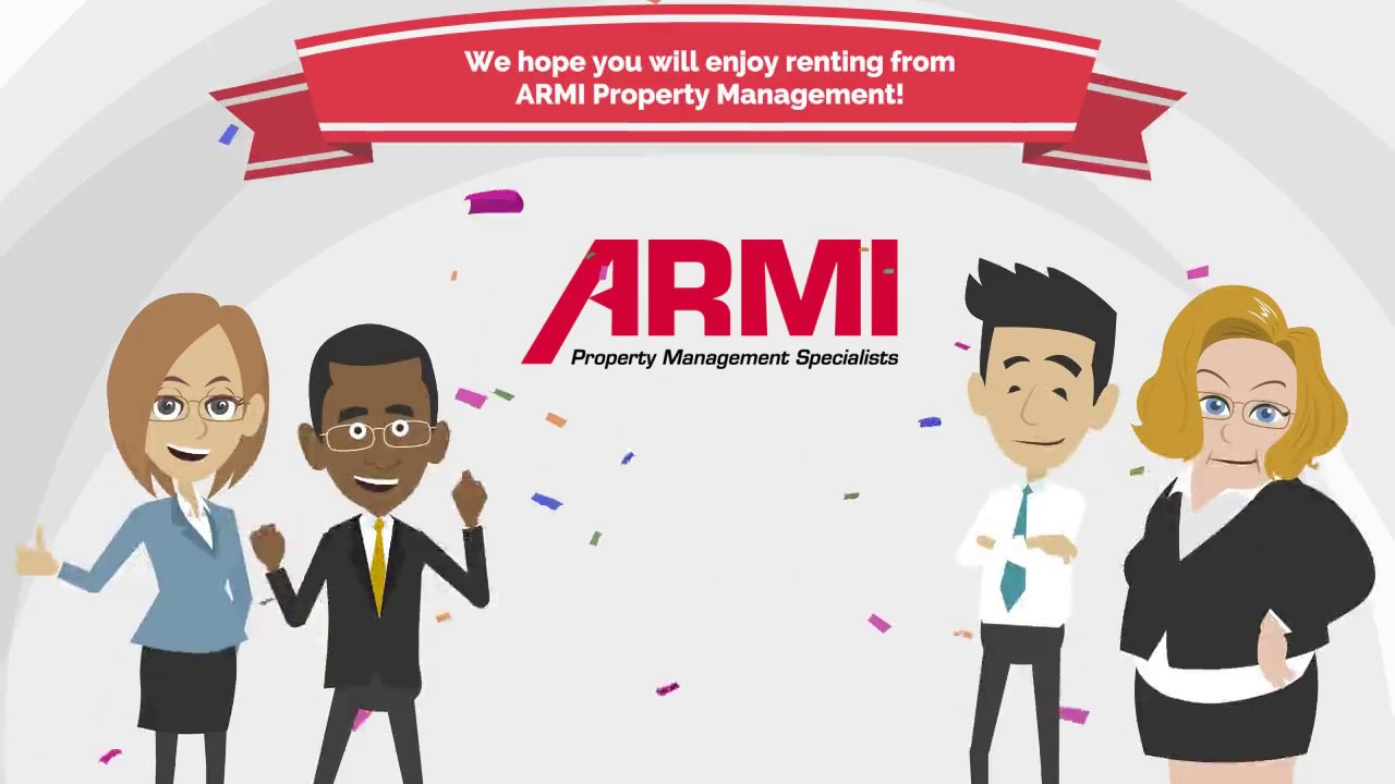 Tenants - ARMI Property Management Specialists