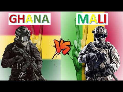 Ghana vs Mali Military Power Comparison 2021