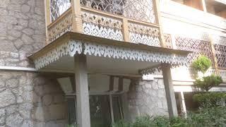 Санаторий Гурзуфский. Корпус ''Ривьера''. Здание бывшей библиотеки.