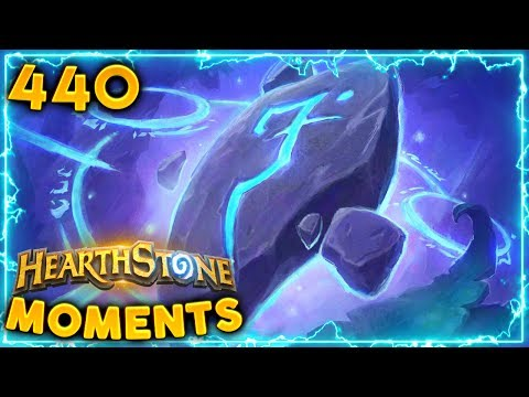 16DMG Primordial Glyph | Hearthstone Daily Moments Ep. 440