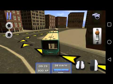 Обзор игры Bus Simulator 3D на Android