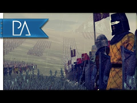 RAINY MEDIEVAL BATTLE: UNBREAKABLE VENETIANS - Medieval Kingdoms Total War 1212AD Mod Gameplay