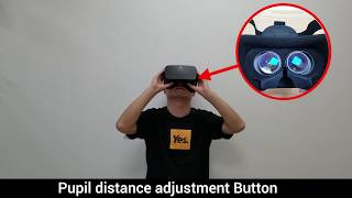 How to use DESTEK V5 VR Headset