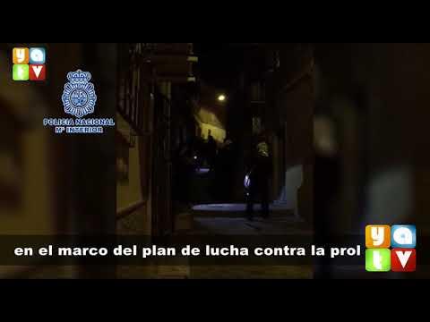 Detenidas 20 personas en Algeciras en un macrooperativo contra el menudeo de cocaína y heroína en Al