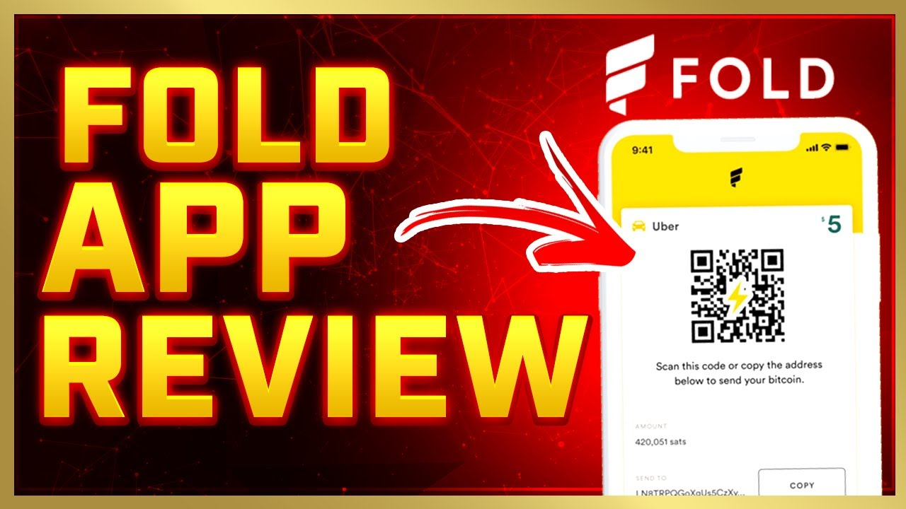 Fold App Review (2020) | Earn Free Bitcoin-Cash Back On Your Phone NOW!
